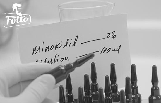 minoxidil come cura per infoltimento dei capelli